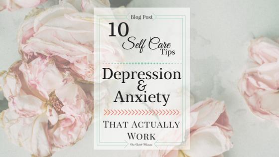 OWM Blog 10 Self Care Tips